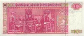 Guatemala P.068 10 Quetzales 1986 (1)