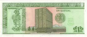 Guatemala P.090 1 Quetzales 1994 (1)