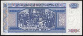Iran P.069 20 Quetzales 1985 (1)