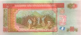 Guatemala P.125 50 Quetzales 2012 (1)