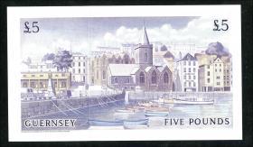 Guernsey P.46a 5 Pounds (1969-75) (1)