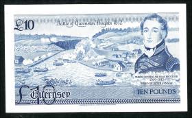 Guernsey P.47 10 Pounds (1975-1980) (2)
