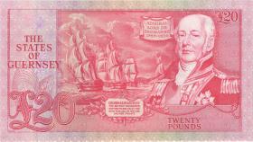 Guernsey P.51b 20 Pounds (1980-89) (1)
