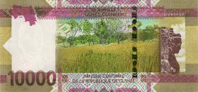 Guinea P.neu 10000 Francs 2018 (1)