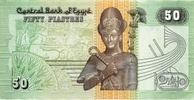 Ägypten / Egypt P.62 50 Piaster 1995 (1)