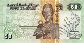 Ägypten / Egypt P.62 50 Piaster 2001 (1)
