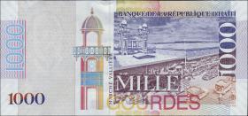 Haiti P.278e 1000 Gourdes 2014 (1)
