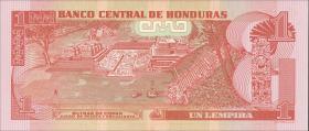 Honduras P.neu 1 Lempira 2012 (1)