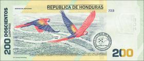 Honduras 200 Lempiras 2019 (2021) (1)