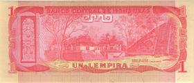 Honduras P.62 1 Lempira 1978 (1)