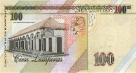 Honduras P.77a 100 Lempiras 1994 (1)