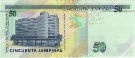 Honduras P.101 50 Lempiras 2012 (1)
