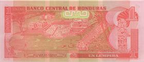 Honduras P.84 1 Lempira (2000-2006) (1)