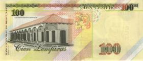 Honduras P.102a 100 Lempiras 2012 (1)