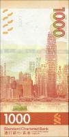 Hongkong, Standard Chartered Bank P.neu 1000 Dollars 2018 (1)