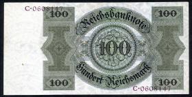 R.171a: 100 Reichsmark 1924 (2)