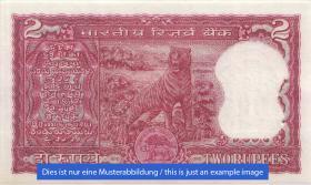 Indien / India P.053f 2 Rupien (1)
