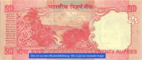 Indien / India P.096b 20 Rupien (1)