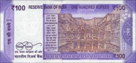 Indien / India P.neu 100 Rupien 2018 (1)