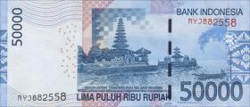 Indonesien / Indonesia P.152d 50000 Rupien 2015 (1)