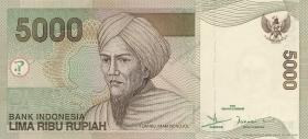 Indonesien / Indonesia P.Neu 2000 - 20000 Rupien 2016 (1)