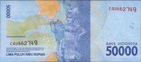 Indonesien / Indonesia P.Neu 50000 Rupien 2016 (1)