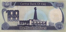 Irak / Iraq P.084 100 Dinars 1994 (1)