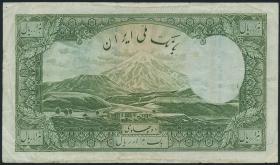 Iran P.038A 1000 Rials (1938) (3-)