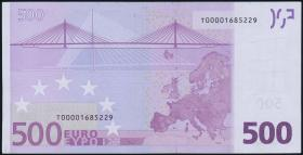 Irland Republik / Ireland 500 Euro 2002 T (1-)