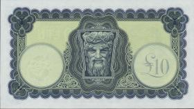 Irland / Ireland P.66c 10 Pounds 1975 (1)