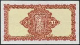 Irland / Ireland P.67c 20 Pounds 1976 (2)