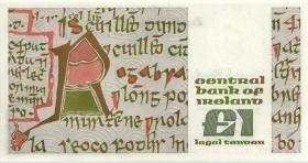 Irland / Ireland P.70c 1 Pound 1984 (1)