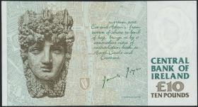 Irland / Ireland P.76b 10 Pounds 1996 (1)