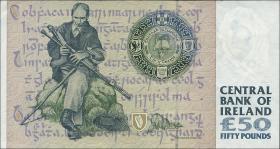 Irland / Ireland P.78a 50 Pounds 1996 (1)