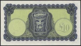 Irland / Ireland P.66d 10 Pounds 1976 (1)