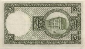 Island / Iceland P.32a 5 Kronen L. 1928 (2+)