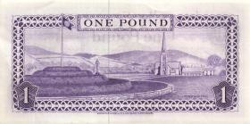 Insel Man / Isle of Man P.29b 1 Pound (1972) (2)