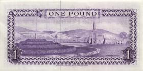 Insel Man / Isle of Man P.29c 1 Pound (1972) (2)