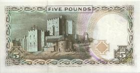 Insel Man / Isle of Man P.41b 5 Pounds (1983) (1) low number
