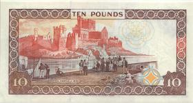 Insel Man / Isle of Man P.42 10 Pounds (1983) (1) high number