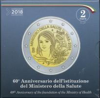Italien 2 Euro 2018 Gesundheitsministerium PP
