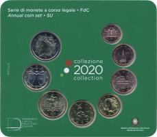 Italien Euro-KMS 2020
