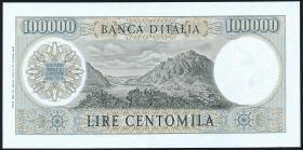 Italien / Italy P.100b 100.000 Lire 1970 (1)