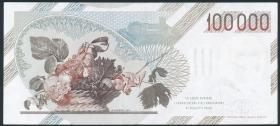 Italien / Italy P.110a 100.000 Lire 1983 (2)