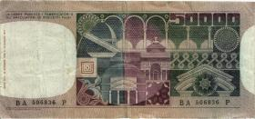 Italien / Italy P.107a 50.000 Lire 1978 (3)