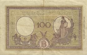 Italien / Italy P.067a 100 Lire 23.8.1943 (3)