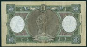 Italien / Italy P.085d 5.000 Lire 1963 (3)