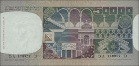 Italien / Italy P.107a 50000 Lire 1977 (1)