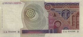 Italien / Italy P.108a 100.000 Lire 1978 (3+)