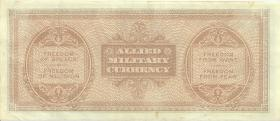 Italien / Italy P.M14b 50 Lire 1943 (2/1)